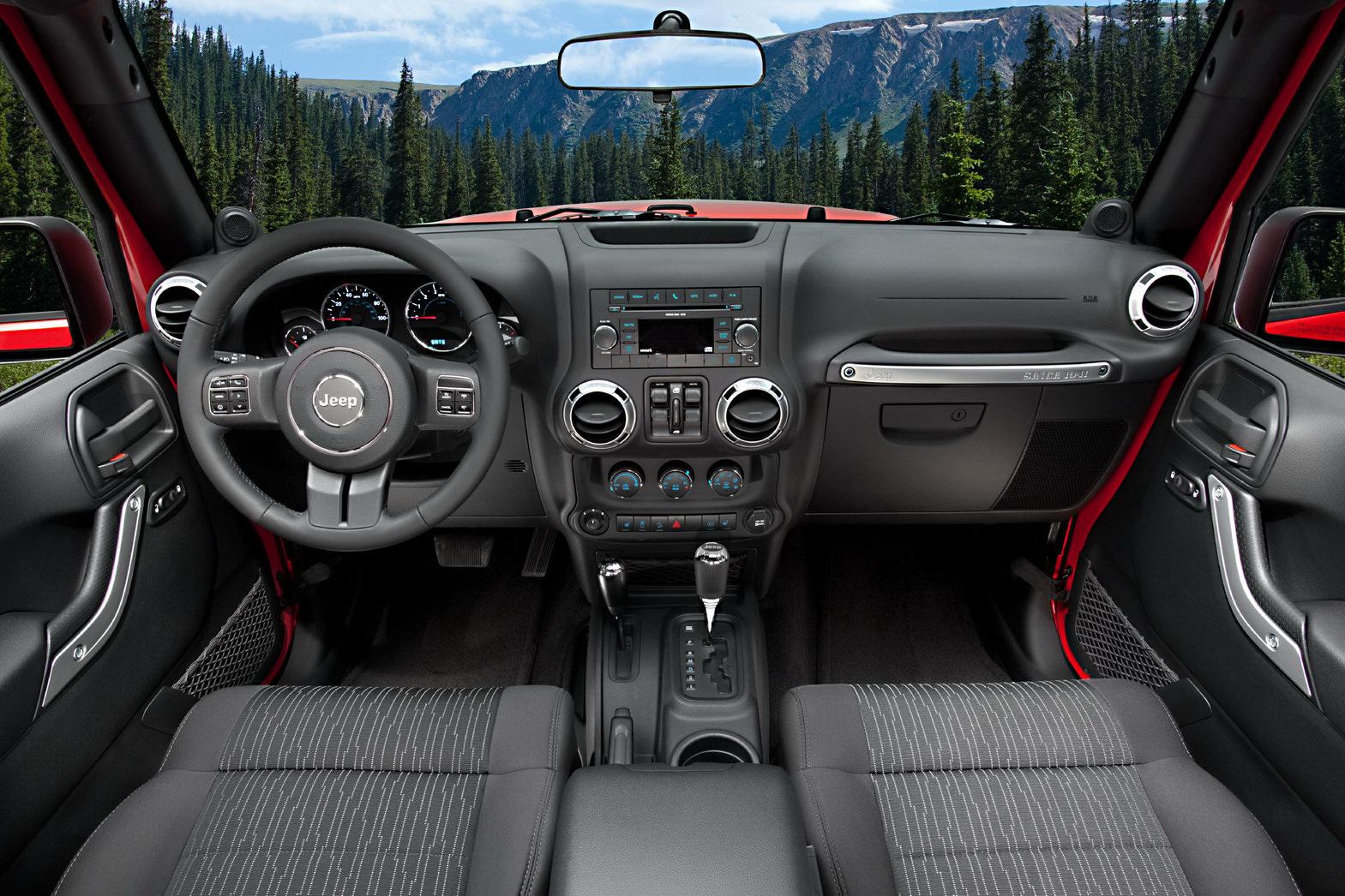 Νέο Jeep Wrangler Facelift το 2011