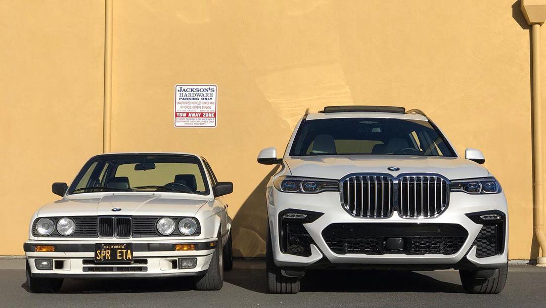 2017 - [BMW] X7 [G07] - Page 14 BMW-grille-swap-x7-e30-3-series-2