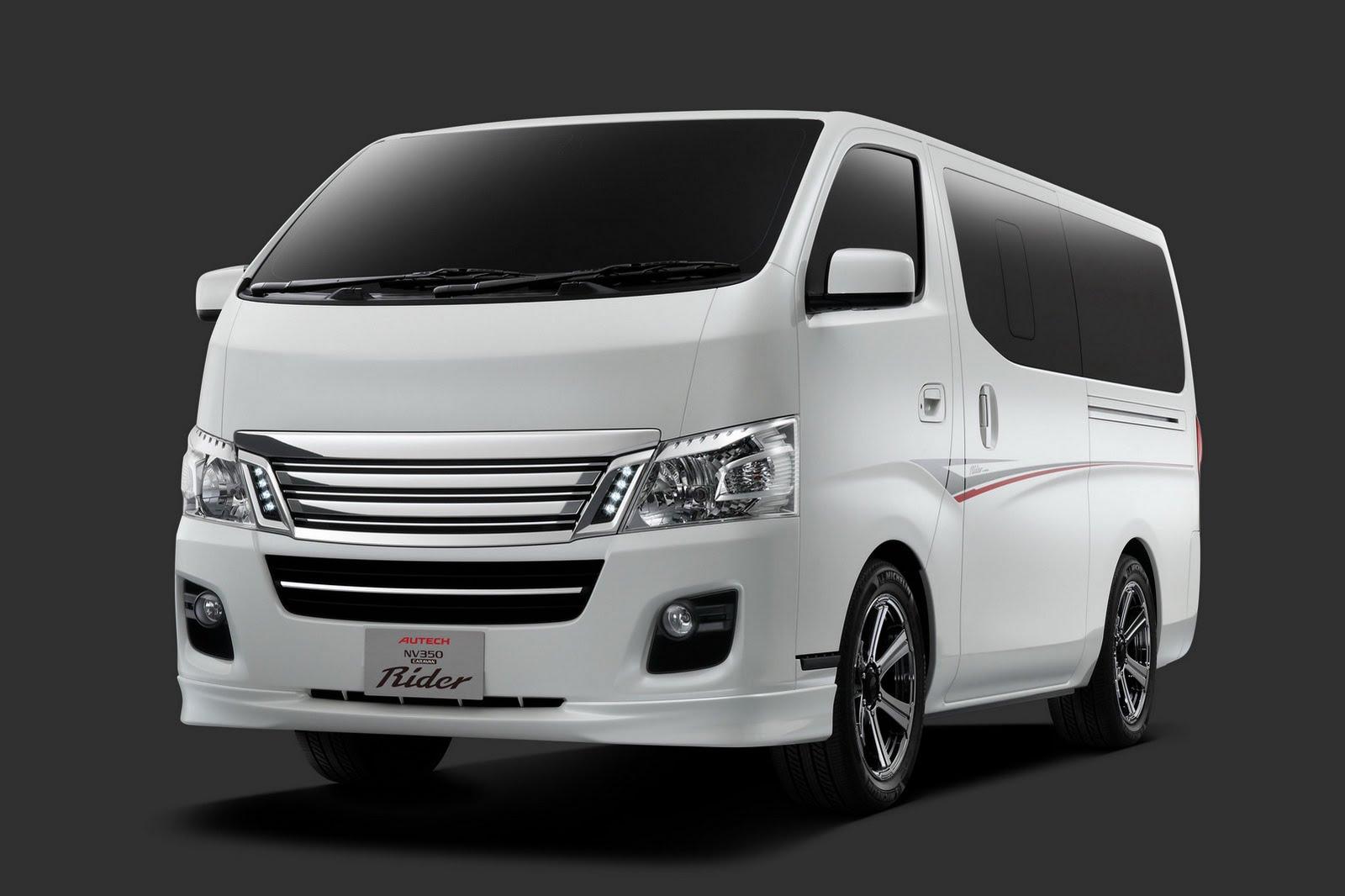Nv 350 Nissan Caravan Manila Promo Autos Weblog