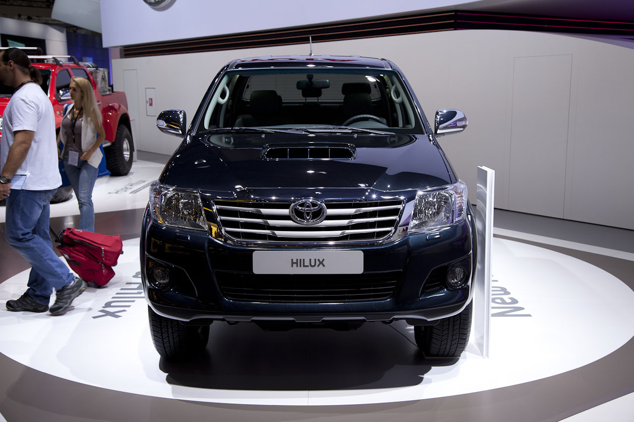 toyota hilux facelift 2012 the brilliant performing 2014 toyota hilux